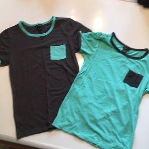 Rue 21 Short Sleeve Shirts